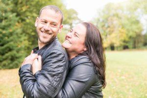 séance engagement - couple - futurs mariés - galerie privee