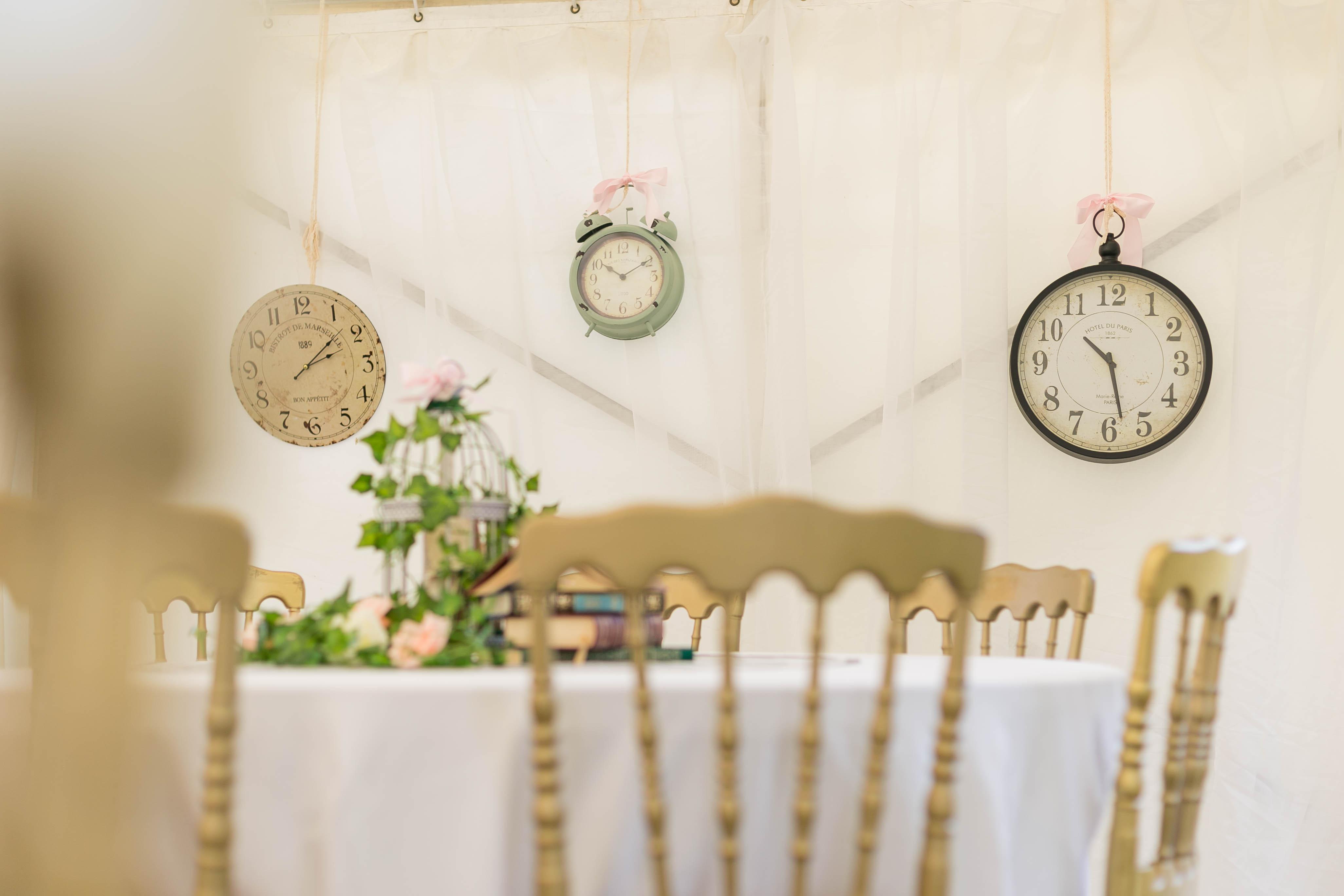 Un mariage Alice au pays des merveilles - cérémonie laïque