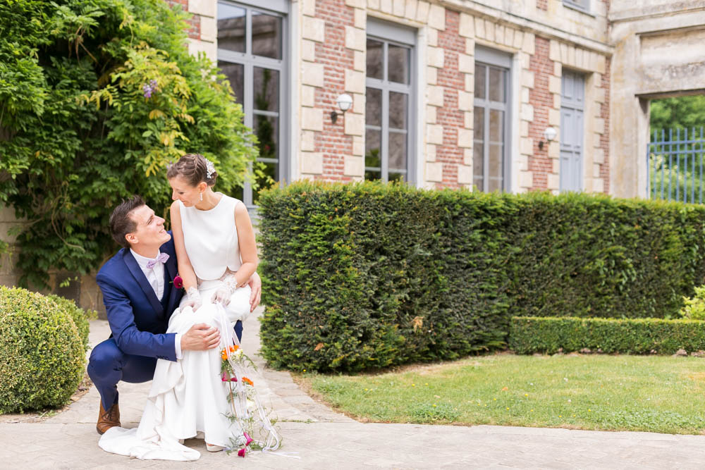 mariage-photos de couple-nord-nord pas de calais-amoureux-chateau de rebreuve ranchicourt - blog mariage