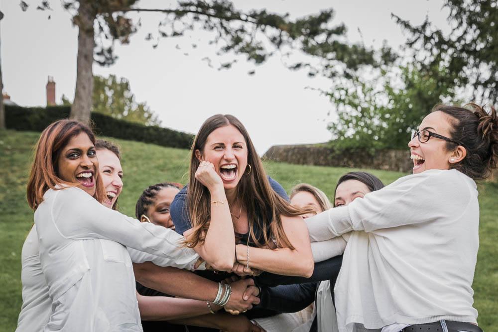 equipe de la future mariée - appelez moi madame - chartres - photographe evjf chartres