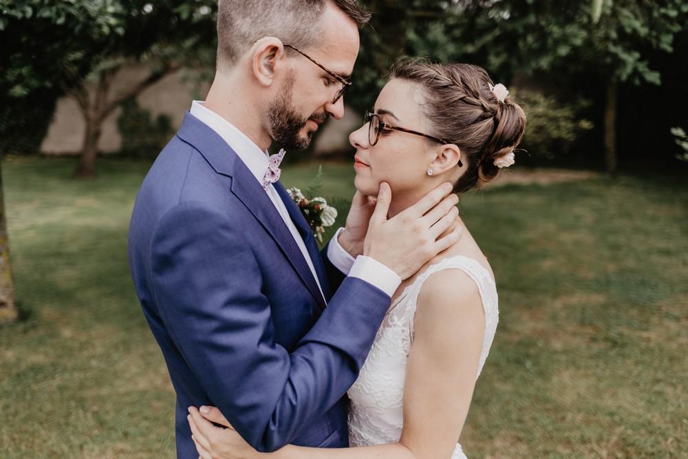 photographe mariage chartres - photographe eure et loir - mariage champetre