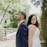 photos de couple - mariés - mariage champetre - brou - eure et loir - photographe mariage
