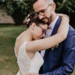 photographe mariage eure et loir - chartres - champetre - mariage en eure et loir - mariage chartres - photos de couple des mariés