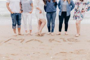 EVJF - photographe evjf - cabourg - normandie - evjf à cabourg - evjf à la plage - photographe evjf eure et loir - mariage à Deauville - mariage à la plage