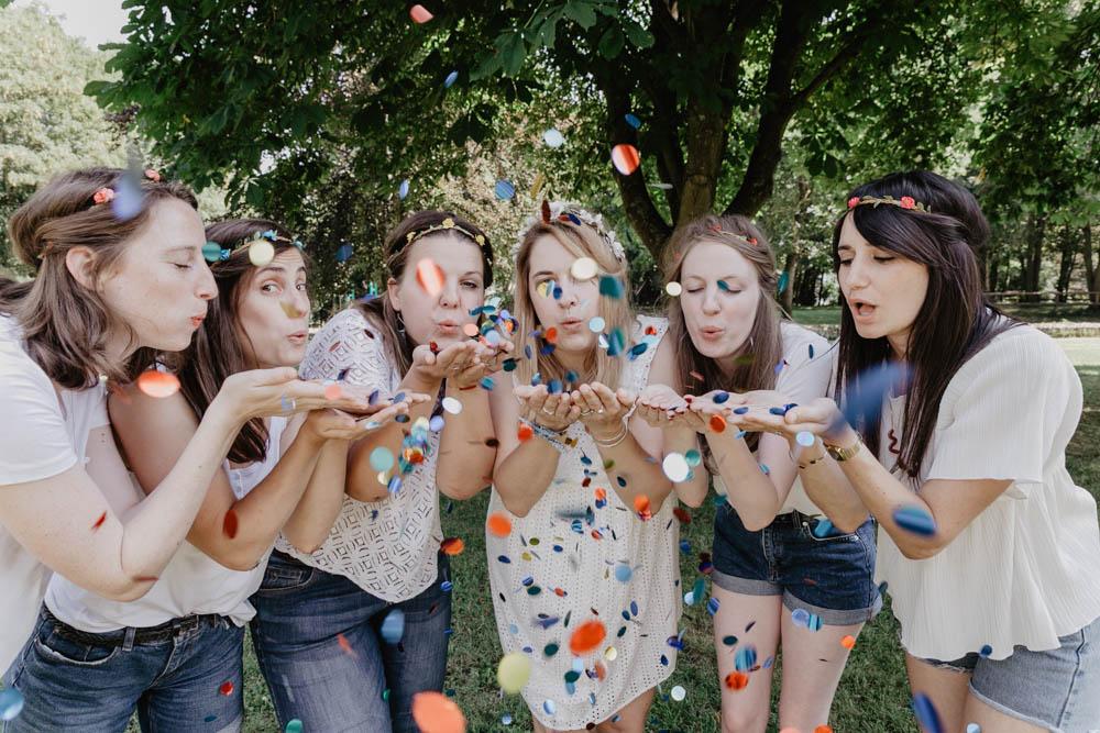 confettis - evjf - verneuil sur avre - center parcs - photographe eure