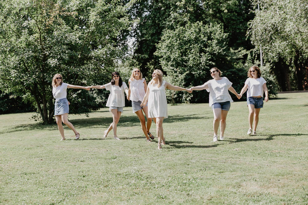 chartres - nature - boheme - champetre chic - photographe mariage - evjf