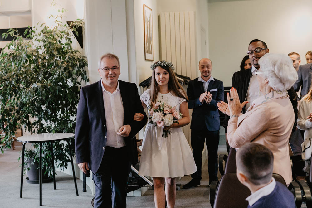 mariage champetre en normandie - calvados - eure - photographe mariage