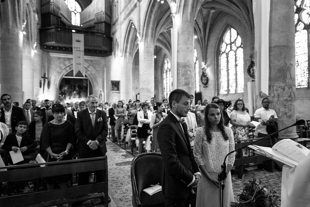 eglise - calvados - mariage - normandie - photographe mariage - champetre