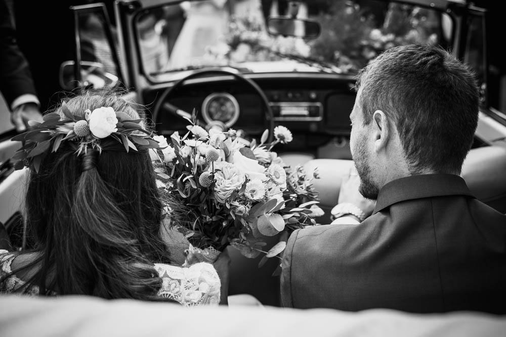 mariage en coccinelle - mariage champetre - boheme - chic - normandie - eure - evreux - lisieux