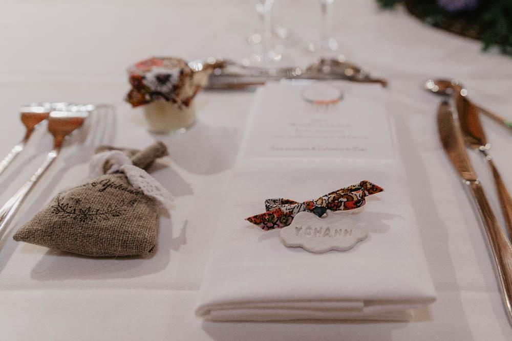 domaine de reception dans l'eure - grange de renneville - photographe mariage normandie - evreux - rouen - décoration de table - mariage champetre