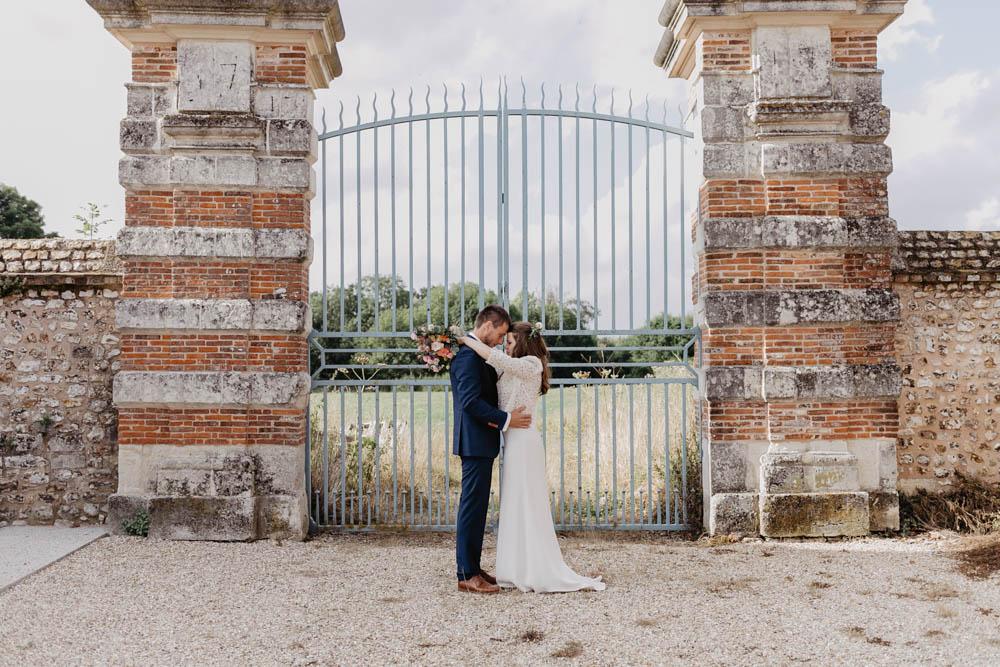 mariage champetre en normandie - eure - photographe mariage evreux - rouen - grange de renneville