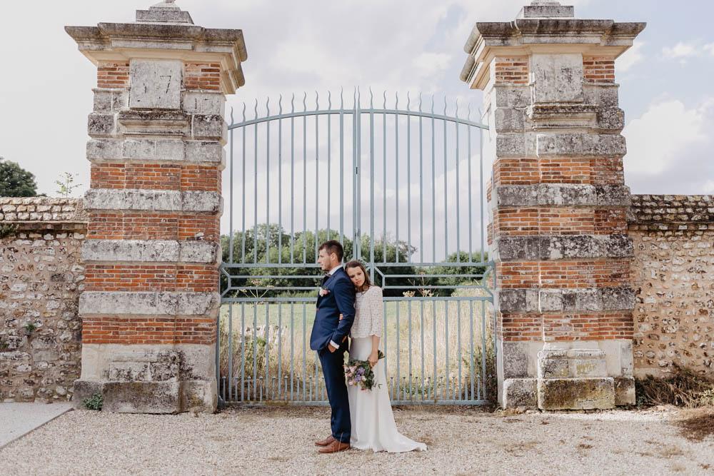 grange de renneville - mariage champetre en normandie - photographe mariage rouen - evreux - eure - boheme