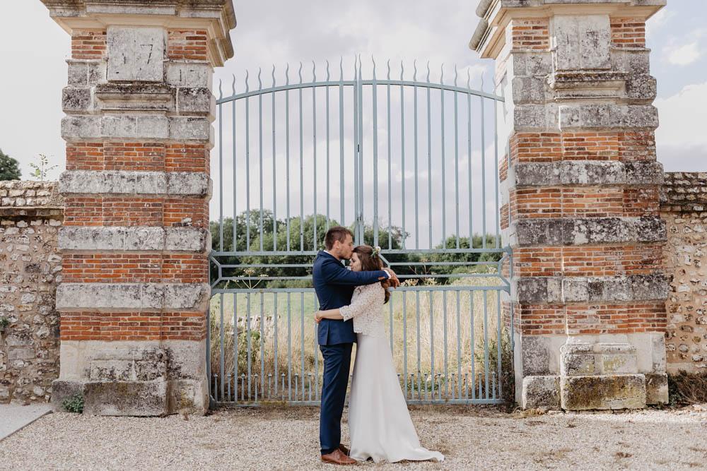 photographe mariage eure - normandie - calvados - evreux - rouen - mariage champetre en normandie - grange de renneville