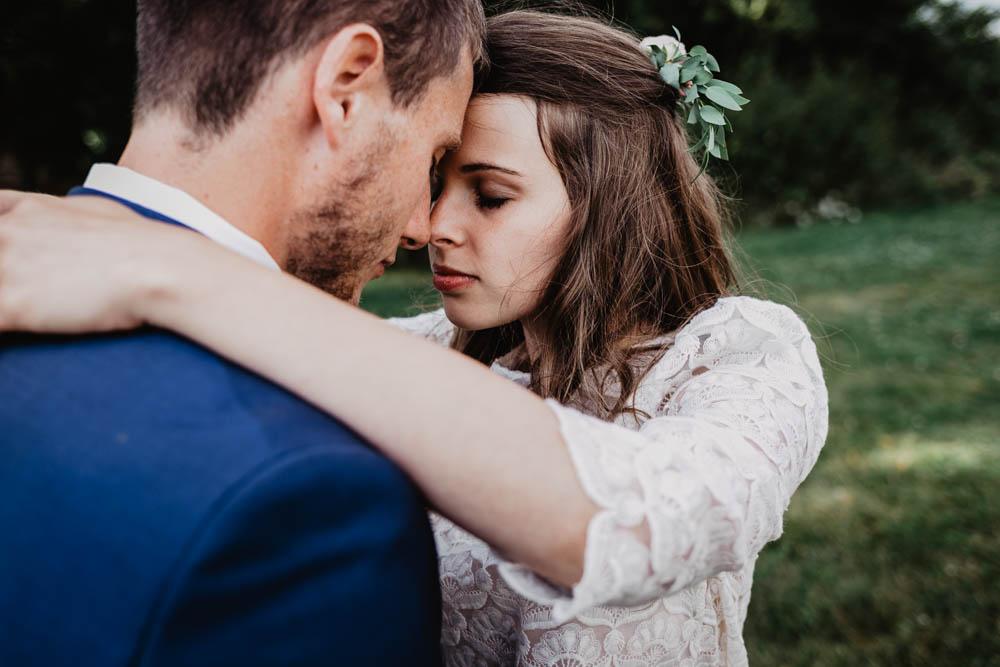 photographe mariage - eure - evreux - rouen - normandie - yvelines - mariage champetre