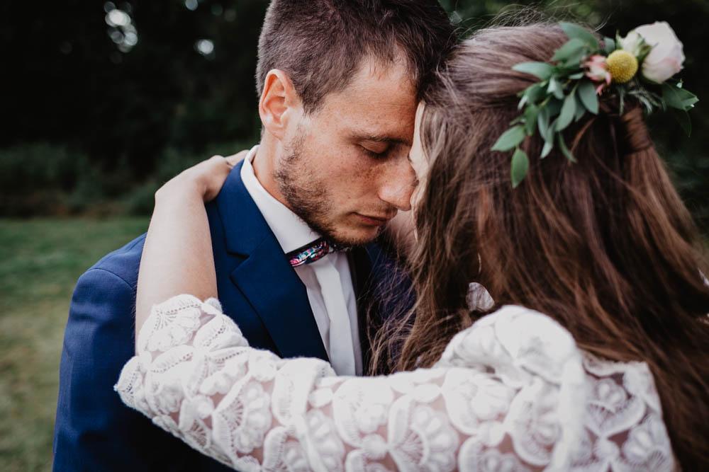 photographe mariage - eure et loir - chartres - maintenon - mariage boheme - champetre chic