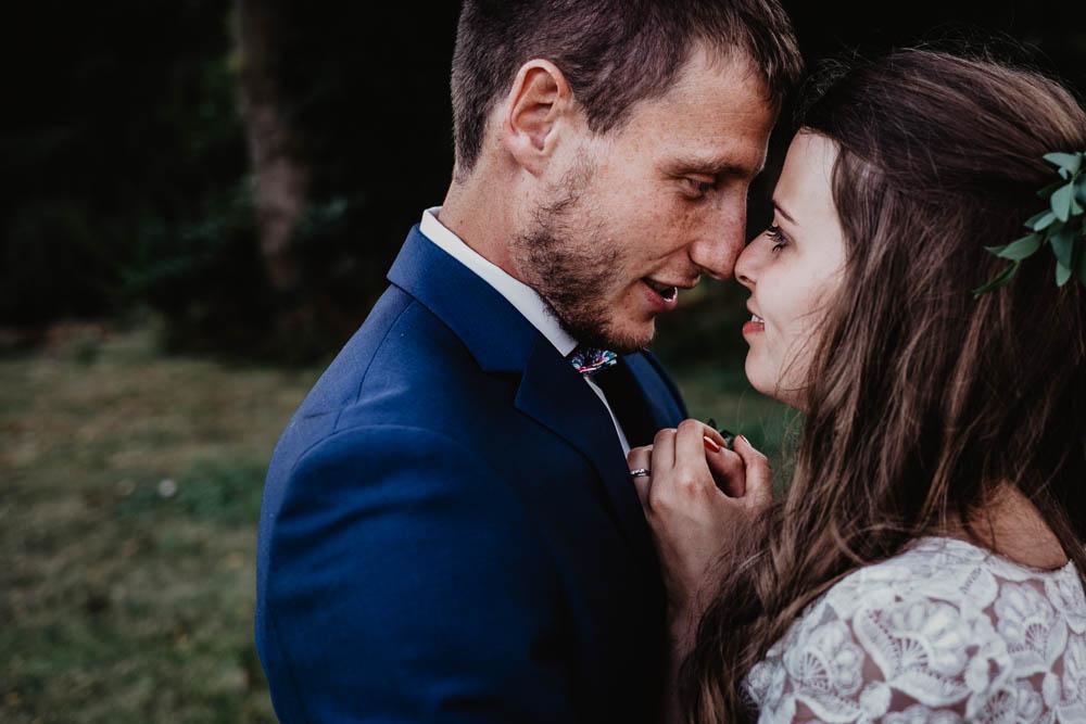 mariage champetre en normandie - boheme - chic - photographe mariage - orne