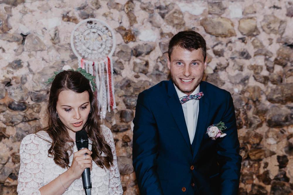 traiteur mariage - grange de renneville - repas de soirée - mariage champetre