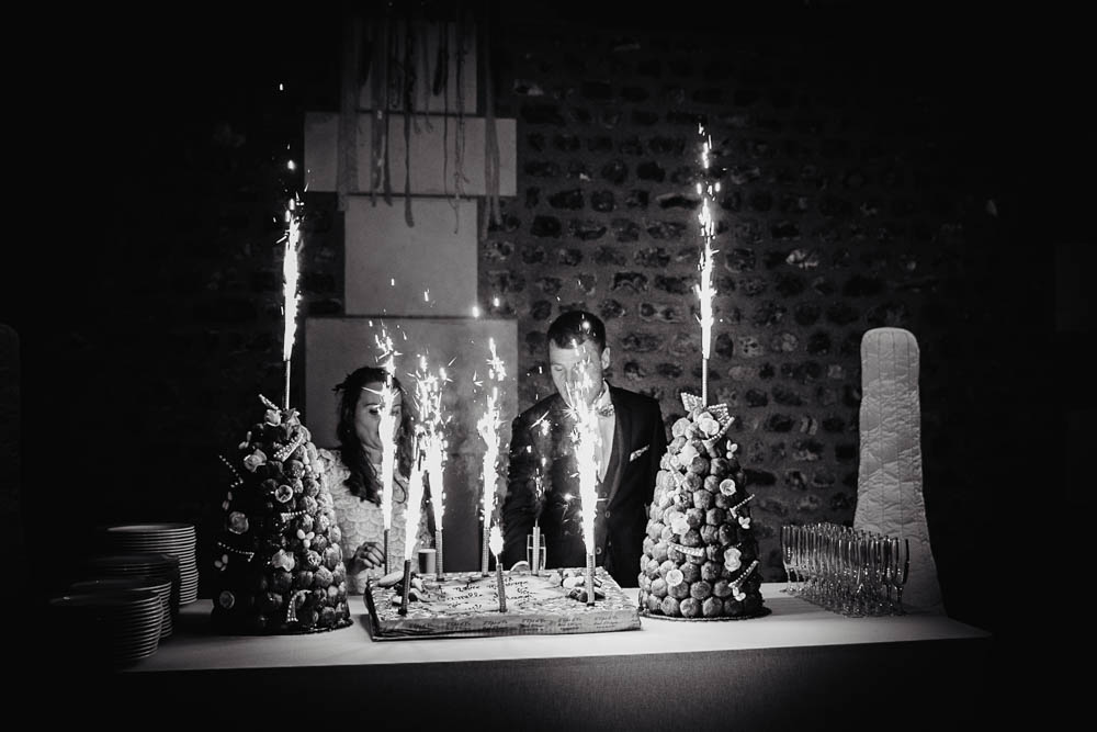 piece montée - gateau de mariés - photographe mariage - eure - eure et loir - mariage champetre en normandie