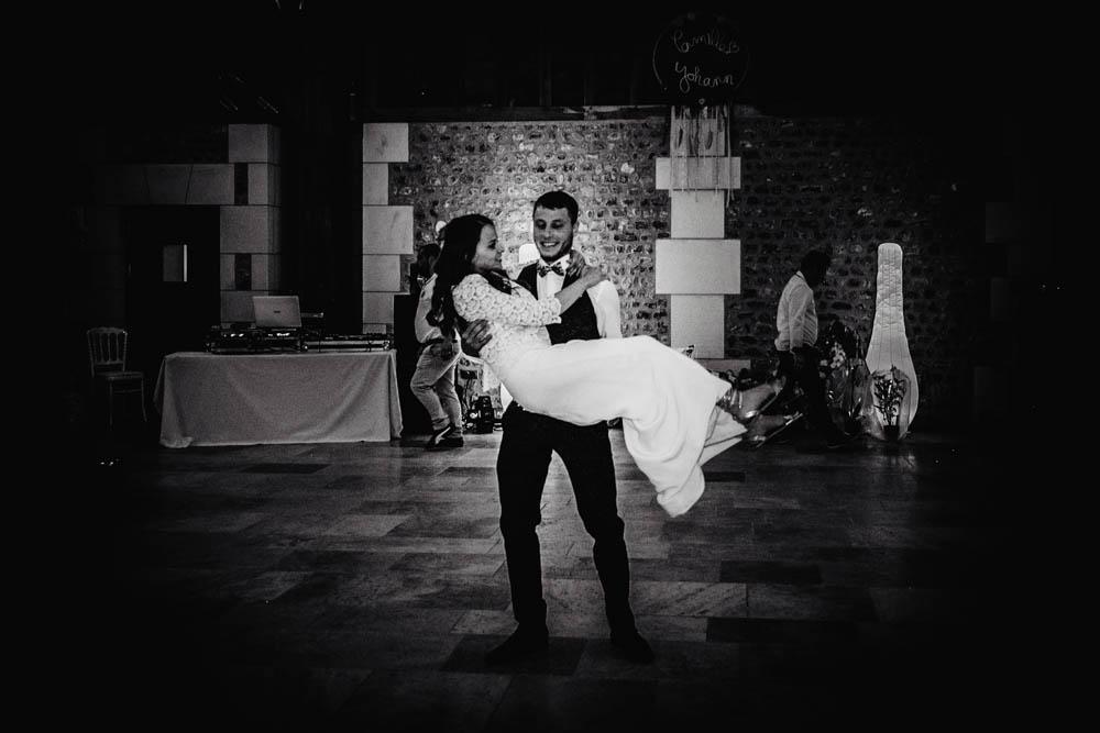 ouverture de bal - minuit - première danse - the first dance - photographe mariage evreux - eure - rouen