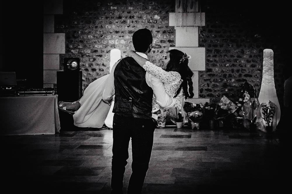 premiere danse - first dance - idée ouverture de bal - photographe mariage eure