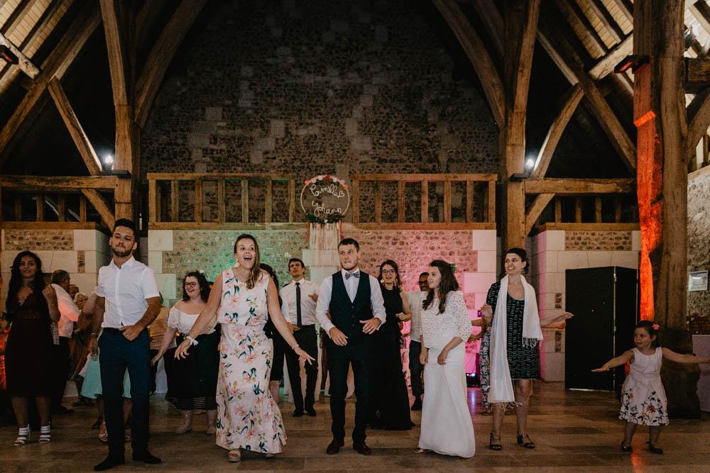 flash mob mariage - ouverture de bal - choregraphie - champetre - photographe mariage eure - evreux - chartres