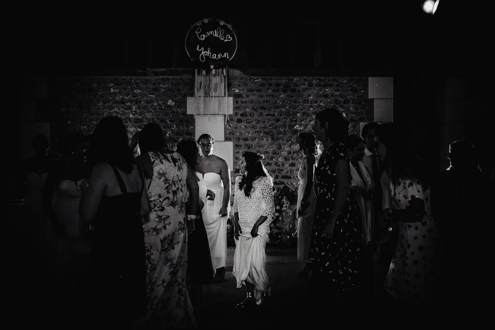 fin de soirée mariage - dance floor - photographe mariage eure et loir - chartres