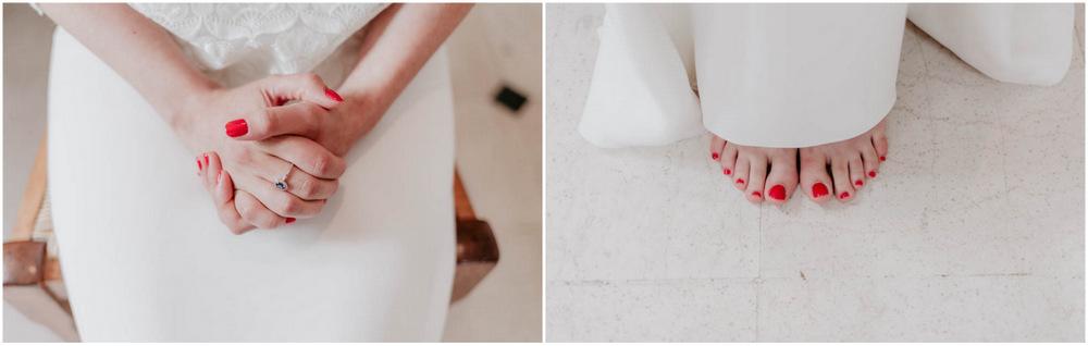 robe de mariée - mariage champetre en normandie - mariage bohème chic en normandie - photographe mariage eure