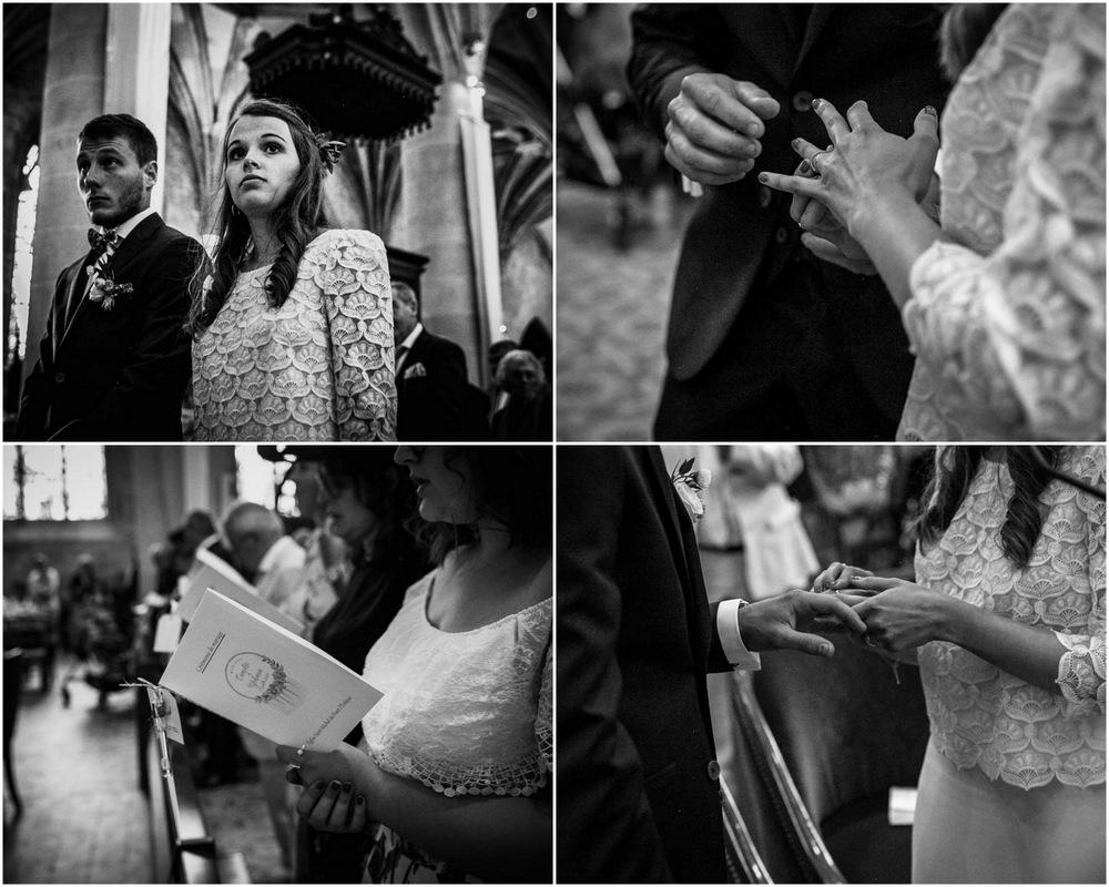 mariage - basilique lisieux - calvados - eglise st michel - pont l'eveque - photographe mariage en normandie