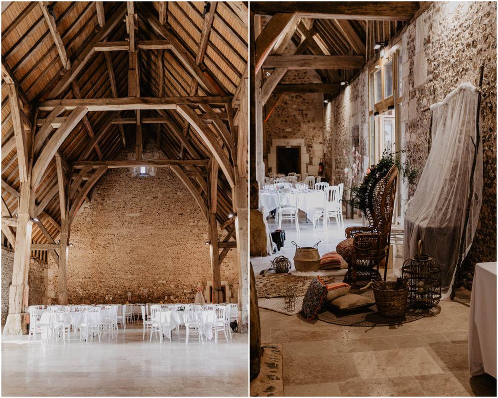 grange de renneville - evreux - normandie - rouen - photographe mariage - lieux reception mariage - eure