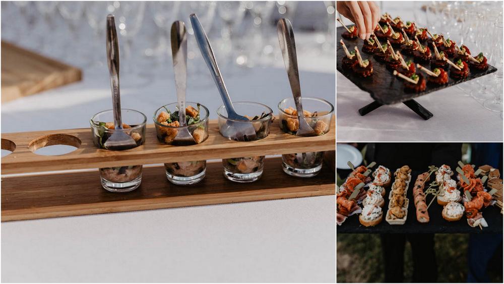 grange de renneville - cocktail - lieu de mariage eure - photographe mariage