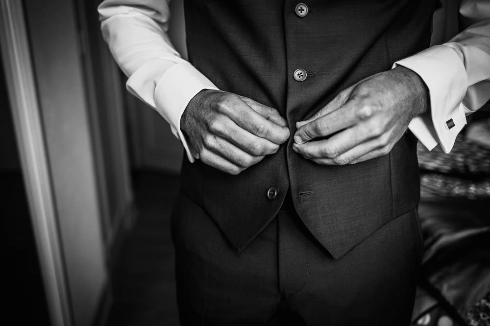photographe mariage calvados - mariage champetre - normandie - eure - habillage du marié