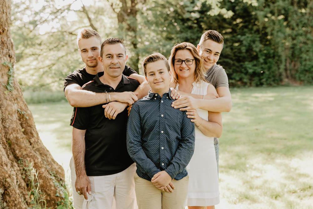 photo de famille - multi générationnelle - multi générations - photographe eure et loir - eure