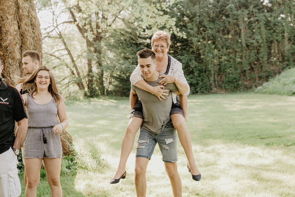 photo de famille plusieurs générations - photographe eure et loir - séance photo - famille