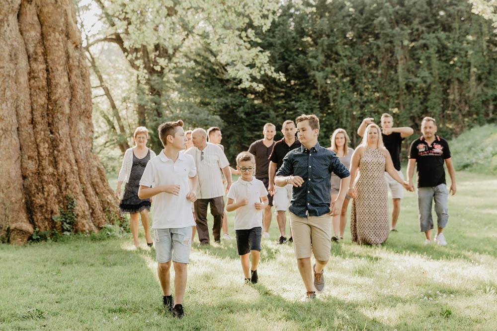 séance photo - famille - photographe eure et loir - plusieurs générations