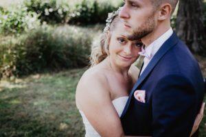 photographe mariage - le perche - photo de couple - naturel - eure et loir - orne - maries