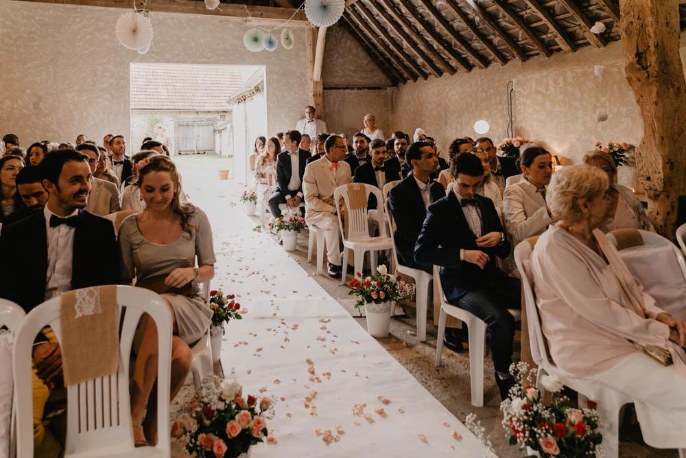 ceremonie laique - photographe mariage eure et loir - yvelines - orne