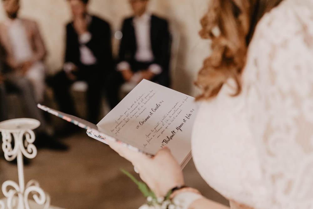 photographe mariage champetre - eure et loir - yvelines - ceremonie laique - chartres
