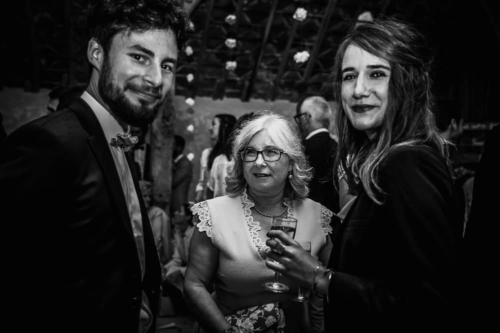 vin d'honneur - cocktail - champagne - photographe mariage yvelines - eure et loir - chartres