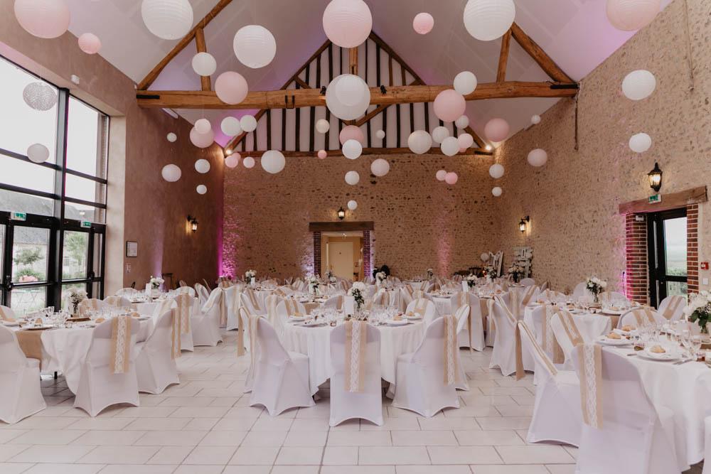 ferme de fouville - eure et loir - photographe mariage chartres - yvelines - salle de reception 28