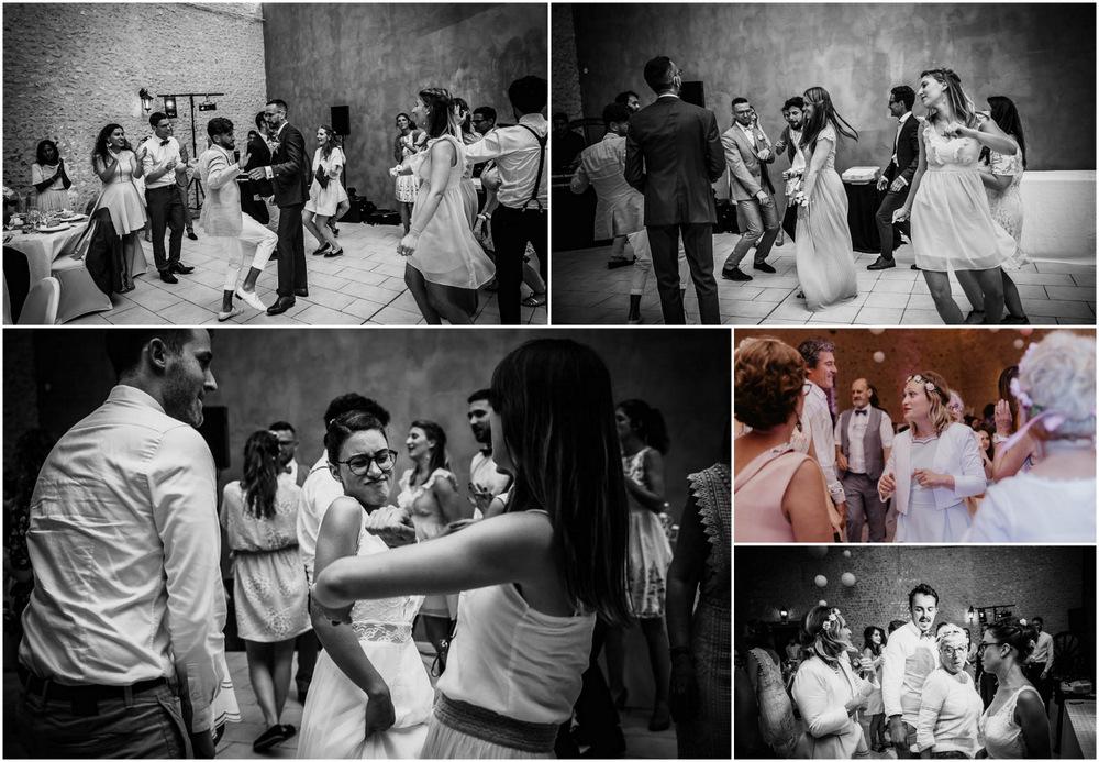 dancefloor - ouverture de bal - photographe mariage yvelines - eure et loir - chartres