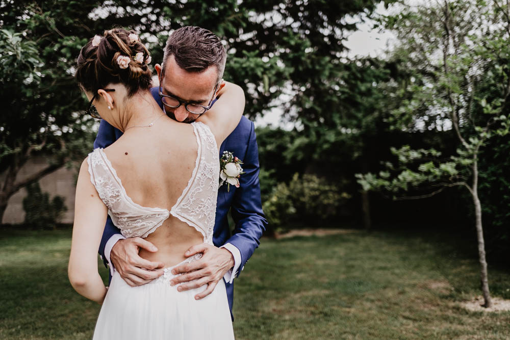 robe rembo styling - photographe mariage - eure et loir - yvelines - bretagne - champetre