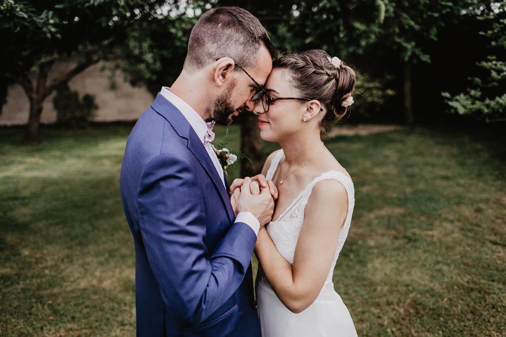photographe mariage eure - photo de couple - mariage champetre - photographe mariage chartres - eure et loir - yvelines