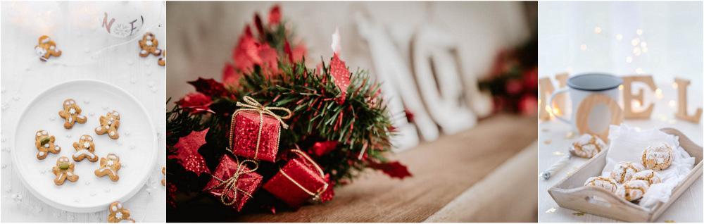noel - fetes - decoration de noel - boule de noel - guirlandes - gourmandises de noel - chocolat chaud - biscuits - sapin de noel- photographe de noel - eure et loir - orne - eure