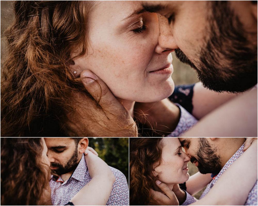 rousse - photographe mariage - couple - une seance engagement - futurs maries - golden hour - coucher du soleil