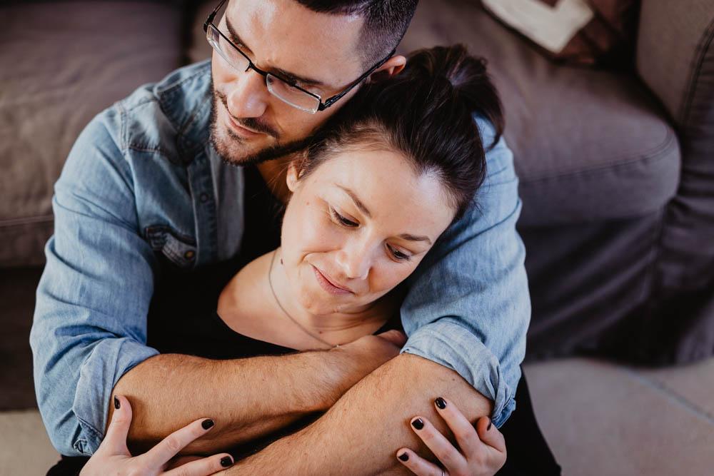 photos de couple - cocoon - amoureux - photographe 27 - chartres - verneuil sur avre