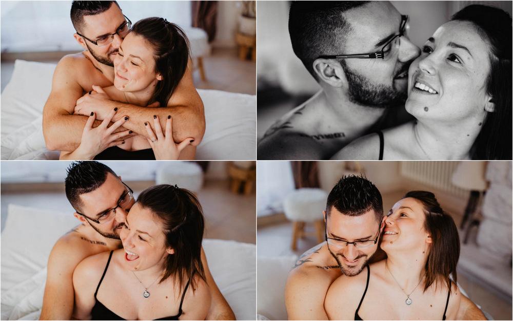 seance photo cocooning - shooting couple - boudoir couple cocooning - eure et loir photographe - verneuil sur avre - chartre