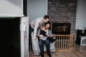 photographe orne - perche - senonches - verneuil sur avre - photo de famille - en famille