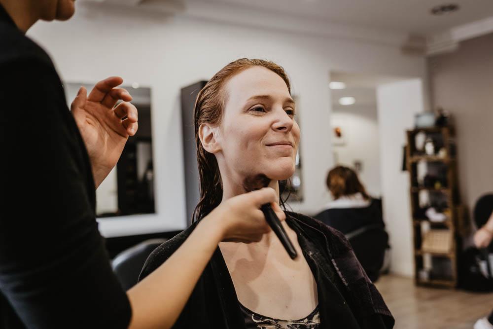 photographe mariage - preparatifs de la mariee - eure et loir - chartres - yvelines