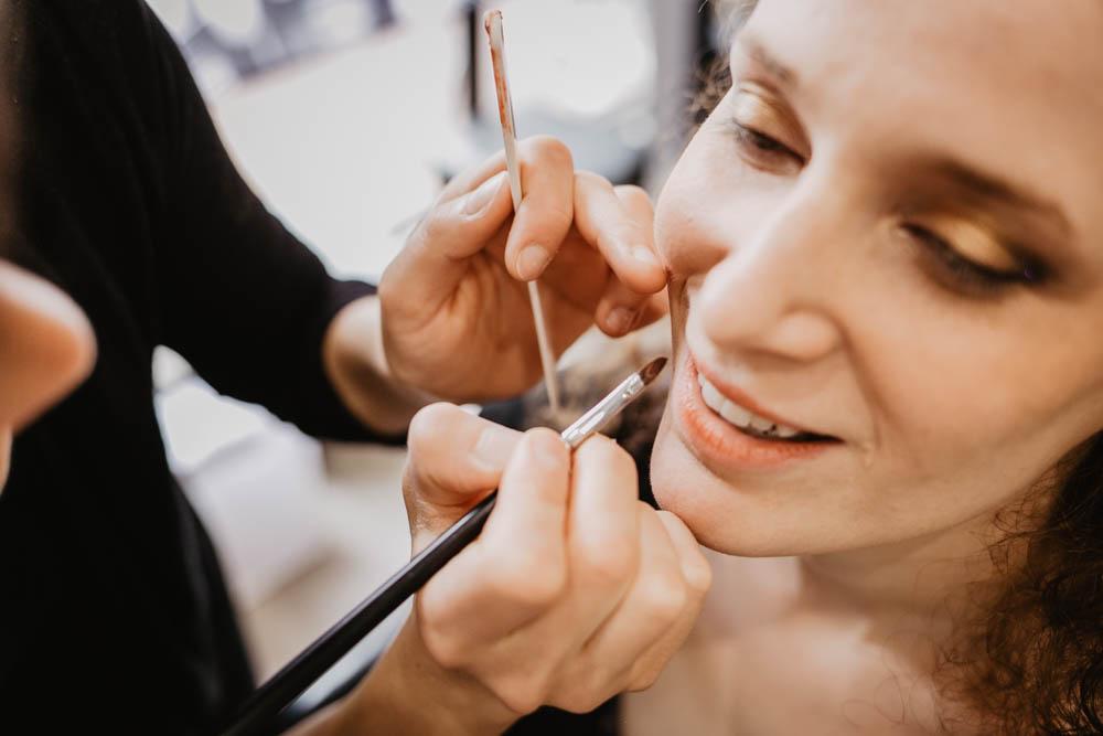 maquillage de mariee - chartres photographe - mariage eure et loir - 28 - 78 - 61