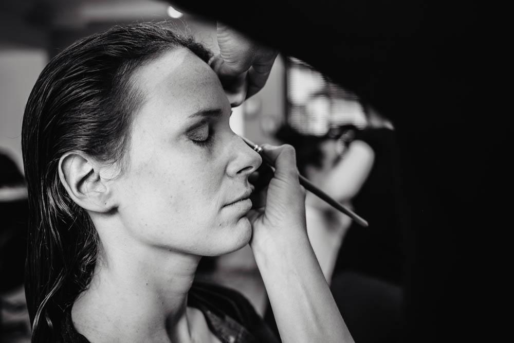 maquillage de la mariee - eure et loir - nogent le roi - chartres - photographe de mariage